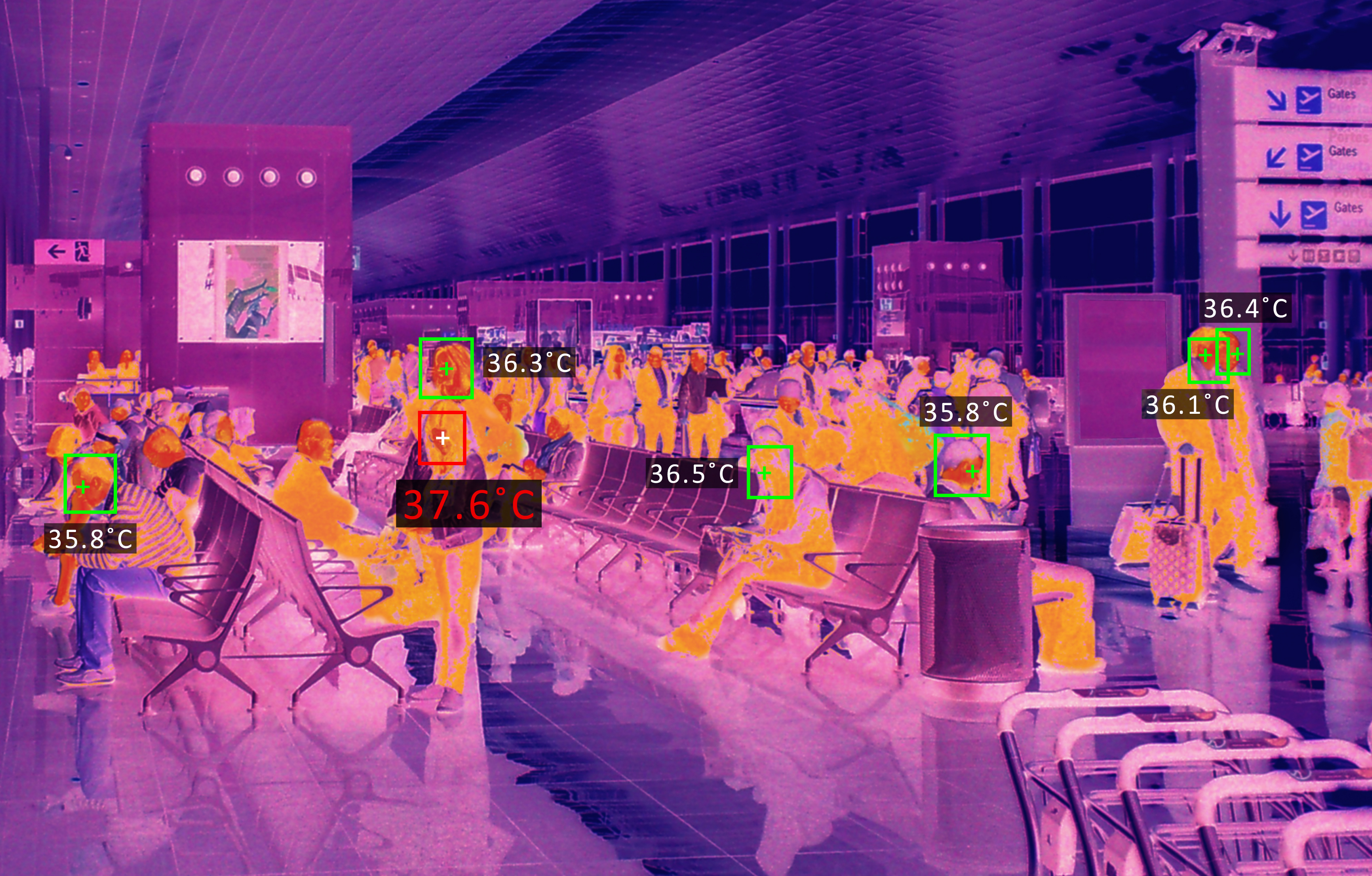 How thermal imaging is improving building energy management practices