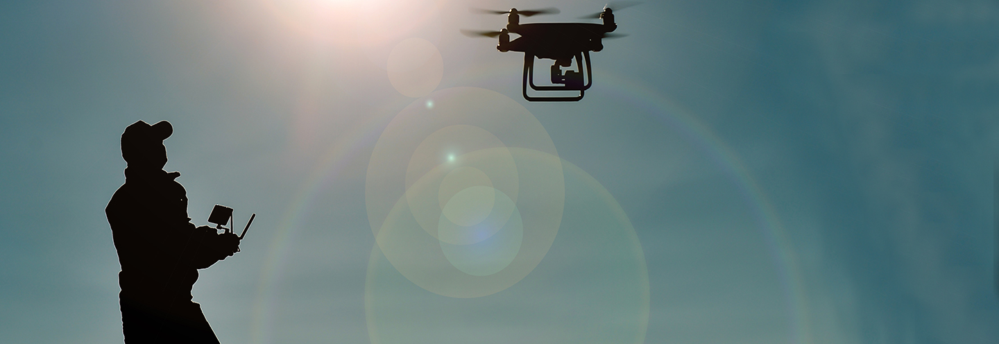 Thermal imaging: using drones and robots to protect ground troops