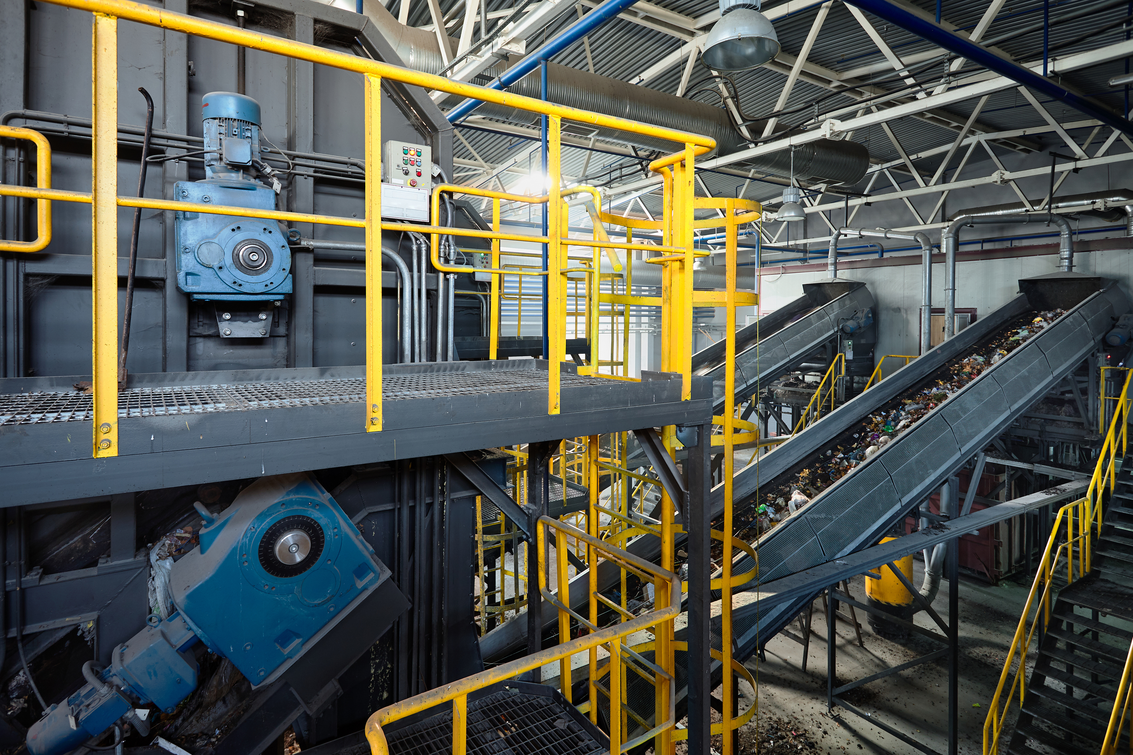 How infrared detectors are bringing superior precision to waste sorting processes
